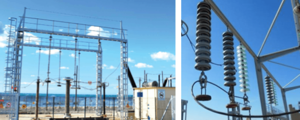 insulator design Insulator Design, Standards & Operating Parameters Permanent insulator research station at Martigues France and examples of insulators under test