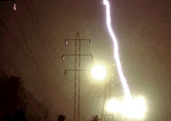 power line Hazards of Lightning on Power Lines Hazards of Lightning on Power Lines 338x239   Hazards of Lightning on Power Lines 338x239