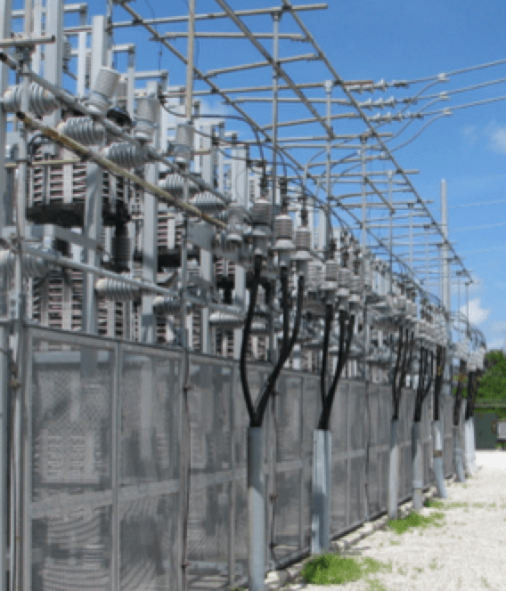 surge protection surge protection Substation Surge Protection Distribution arresters installed at exit of distribution substation