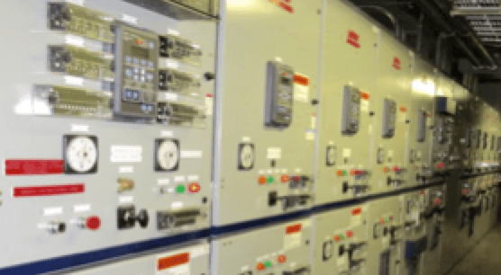 surge protection Substation Surge Protection Example of indoor substation where all arresters hidden from view