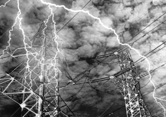 arrester failure Arrester Failure & High Current Lightning Surges Arrester Failure High Current Lightning Surges 338x239   Arrester Failure High Current Lightning Surges 338x239