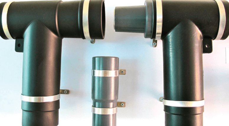 cable accessories Developments in Designs, Materials & Manufacturing of Cable Accessories T connector 1