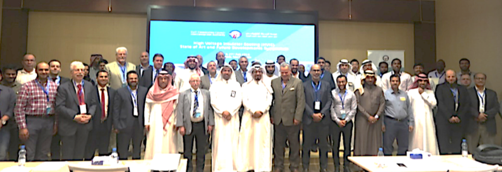 high voltage insulator coating High Voltage Insulator Coatings: State-of-the-Art & Future Development Participants in Dammam Symposium February 2019