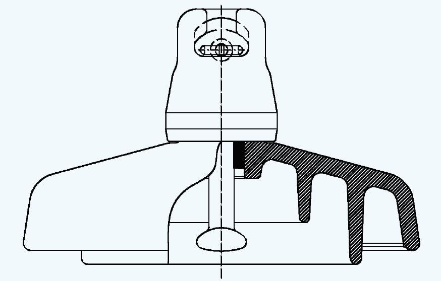 rtv-coated insulator Testing RTV-Coated Glass Insulators insulator