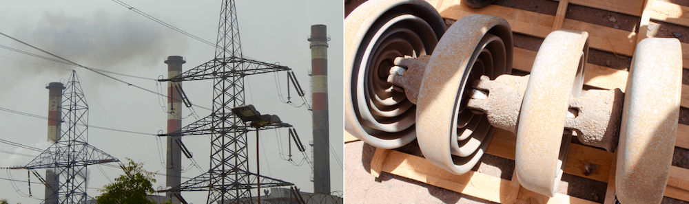 Expanding Grid in Pakistan Confronts Challenges of Pollution, Icing & Lightning (Part 1 of 2) The result is severe pollution accumulation on insulators of different lines passing through the area