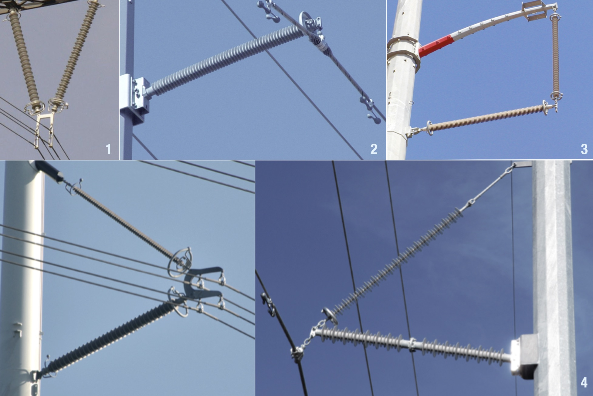 composite insulator Compact Tower Solutions & Line Uprating Figs