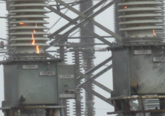 Impact of Cooling Towers on Substation Insulation