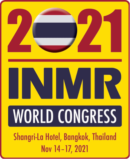 Plan to Attend the 2021 INMR WORLD CONGRESS 2021 INMR WORLD CONGRESS