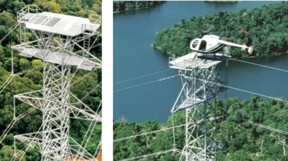 Experience with Non-Ceramic Insulators on Transmission Lines in Australia (Part 1 of 2) Composite insulators were selected for this strategic 275 kV line passing rainforest