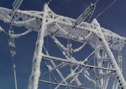 Impact & Mitigation of Icing on Power Network Equipment Impact Mitigation of Icing on Power Network Equipment