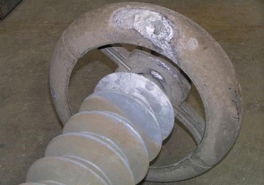 non-ceramic insulators Experience with Non-Ceramic Insulators on Transmission Lines in Australia (Part 2 of 2) Insulator