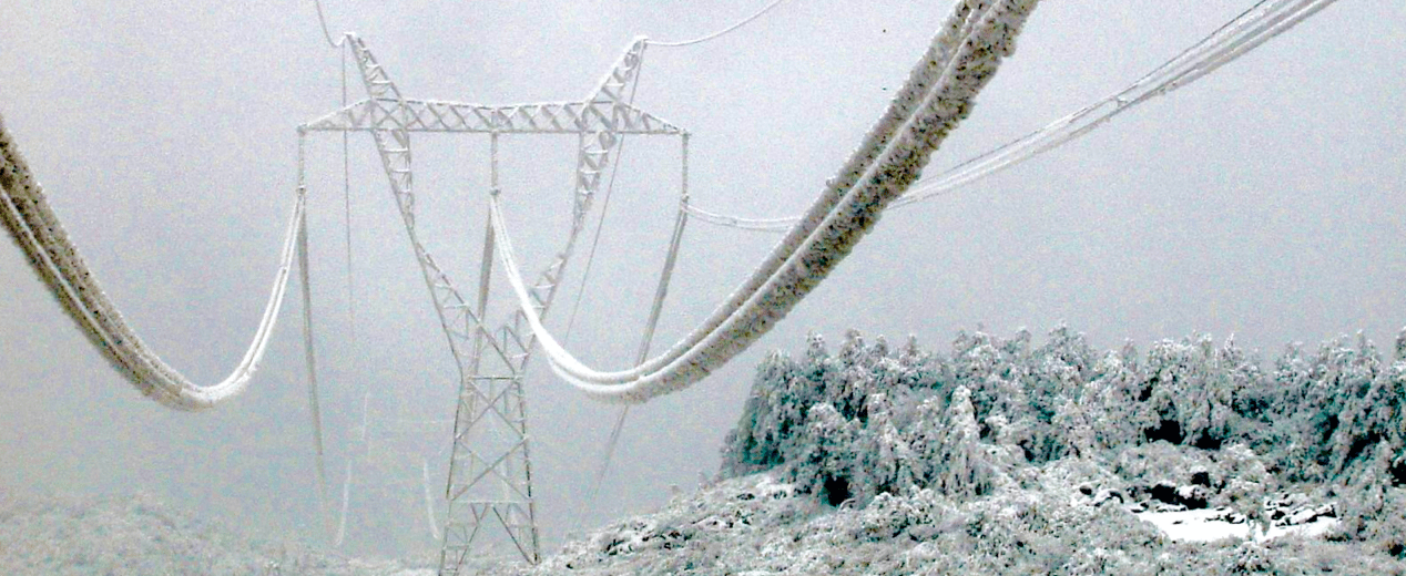 Impact & Mitigation of Icing on Power Network Equipment Mitigation of Icing on Power Network Equipment