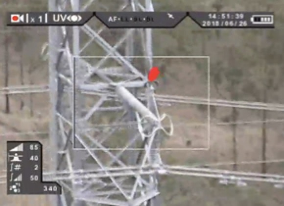 Experience with Non-Ceramic Insulators on Transmission Lines in Australia (Part 1 of 2) Sub population corona scanning from helicopter