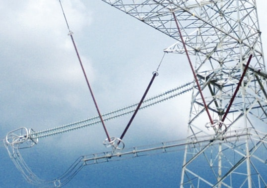 Overcoming Corrosion of Hardware on Suspension Insulators for UHV DC Lines Overcoming Hardware Corrosion on UHV DC Suspension Insulators