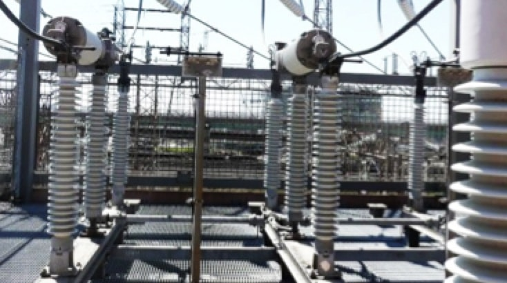 Applying Surge Protection: Experience at Hydro One in Canada Rod gap on 115 kV downtown rooftop line entrance for TOV control