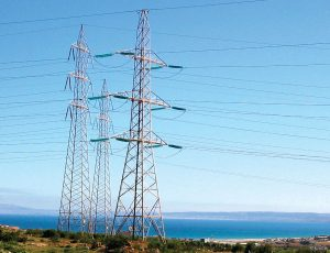 Parallel 220 kV lines insulated with composite and glass string insulators. pollution Algerian HV Grid Operator Combats Harsh Pollution a4 300x229