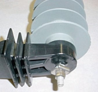 Under the disconnector arrester The Disconnector: A Reliability Sentinel with the Last Word in the Life of an Arrester Fig111