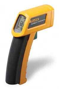 Figure 12: An infrared thermometer is cost effective means of assessing the temperature of an arrester. arrester On-Line Condition Monitoring & Field Testing of Surge Arresters Topic 3 Oct 13 Weekly 15
