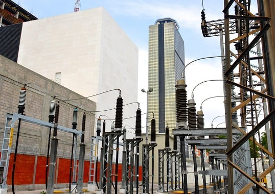 Urban Substation Project Part of Power Grid Refurbishment in Mexico City [object object] Urban Substation Project Part of Power Grid Refurbishment in Mexico City photo for Topic 5 Feb 8