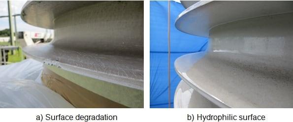transformer insulation before coating rtv silicone coating Applying RTV Silicone Coatings to Restore Degraded Composite Housings Degradation on transformer insulation