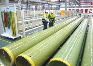 single piece at Kunshan will reach 12 m in length. new plant targets growing market for composite hollow core insulators New Plant Targets Growing Market for Composite Hollow Core Insulators Topic 1 Jan 180003 300x212