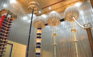 Kunshan's high voltage laboratory measures 40 m3 to allow most products to be tested in-house. new plant targets growing market for composite hollow core insulators New Plant Targets Growing Market for Composite Hollow Core Insulators Topic 1 Jan 18last 300x183