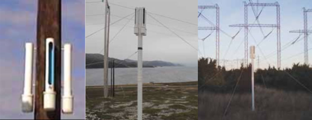 Examples of typical DDDG installations in South Africa, Sweden, and Norway (top to bottom). pollution Modern Pollution Monitoring Principles Allow Better Selection of Insulators for Polluted Service Conditions (Part 1 of 2) Screen Shot 2016 02 08 at 1