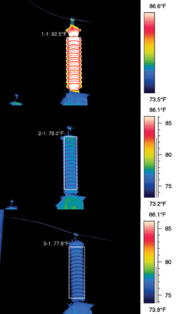 Thermal Inspections Help Florida Utility Prioritize Maintenance at Substations substation Case Study of Thermal Inspection to Prioritize Maintenance Needs at Substation Untitled 2
