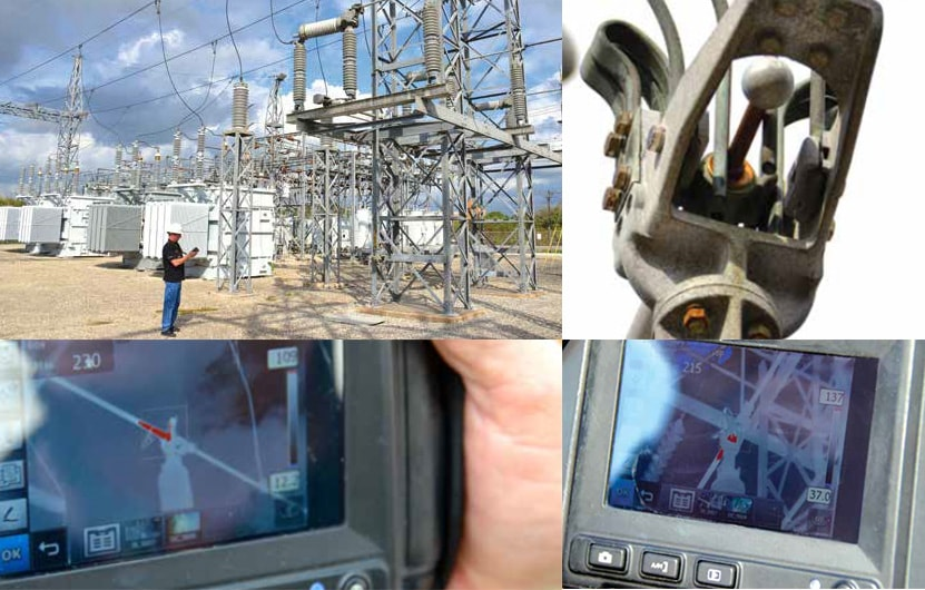 Thermal Inspections Help Florida Utility Prioritize Maintenance at Substations substation Case Study of Thermal Inspection to Prioritize Maintenance Needs at Substation Untitled 221