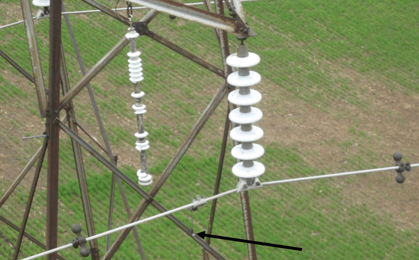 Most Insulator Failures Result from Improper Selection vibration damper Interaction of Line Surge Arresters with Vibration Dampers Screen Shot 2016 04 01 at 12