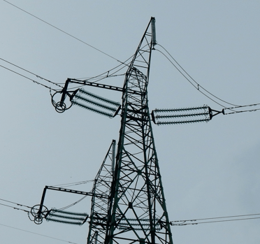 Tension towers with line arresters. [object object] Application Experience with Transmission Line Arresters Screen Shot 2016 04 15 at 3