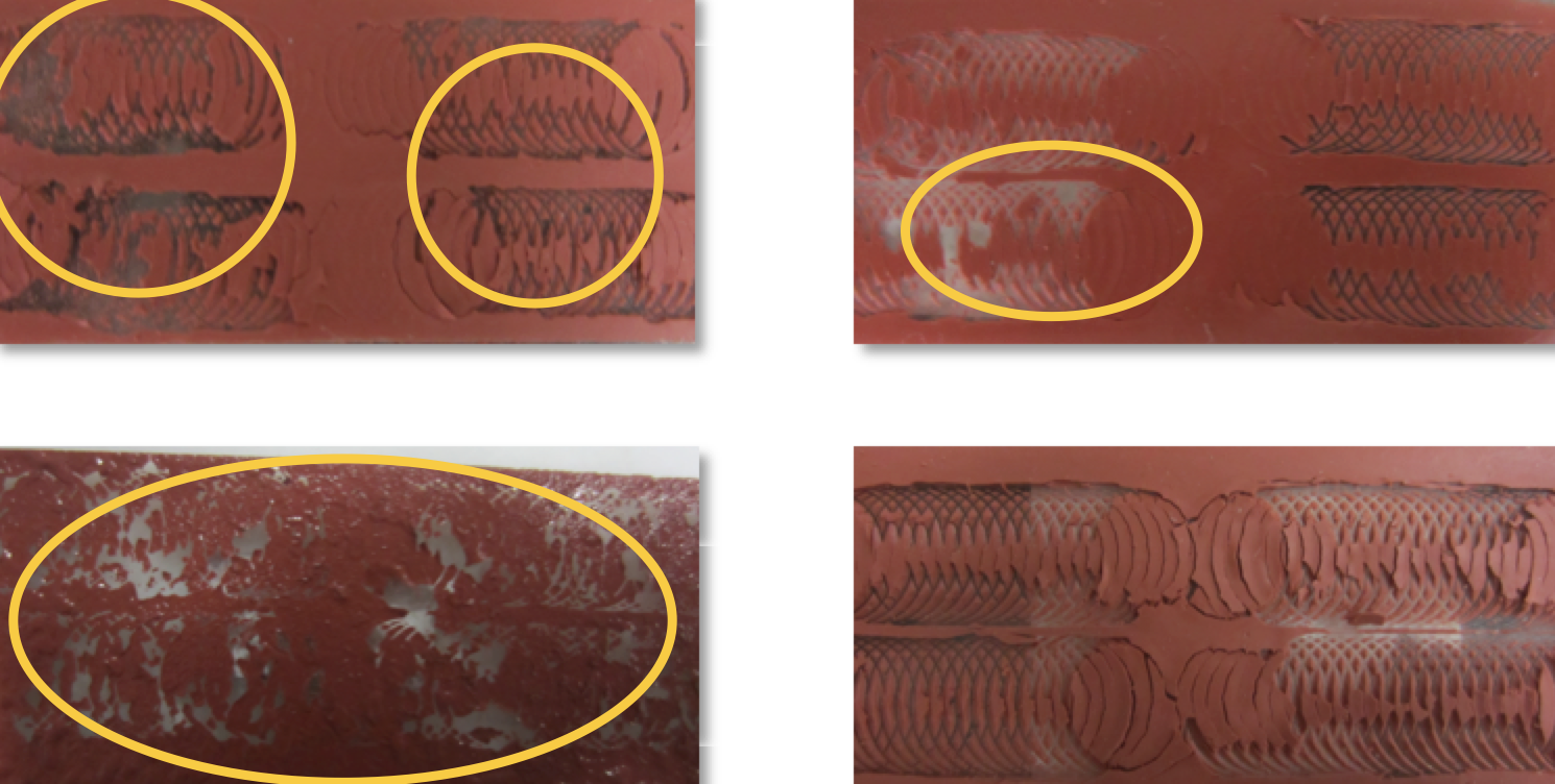 Fig. 11: Influence of water. rtv coated insulators Repair & Re-Coating Techniques for Composite Housings & RTV Coated Insulators Screen Shot 2016 06 21 at 10