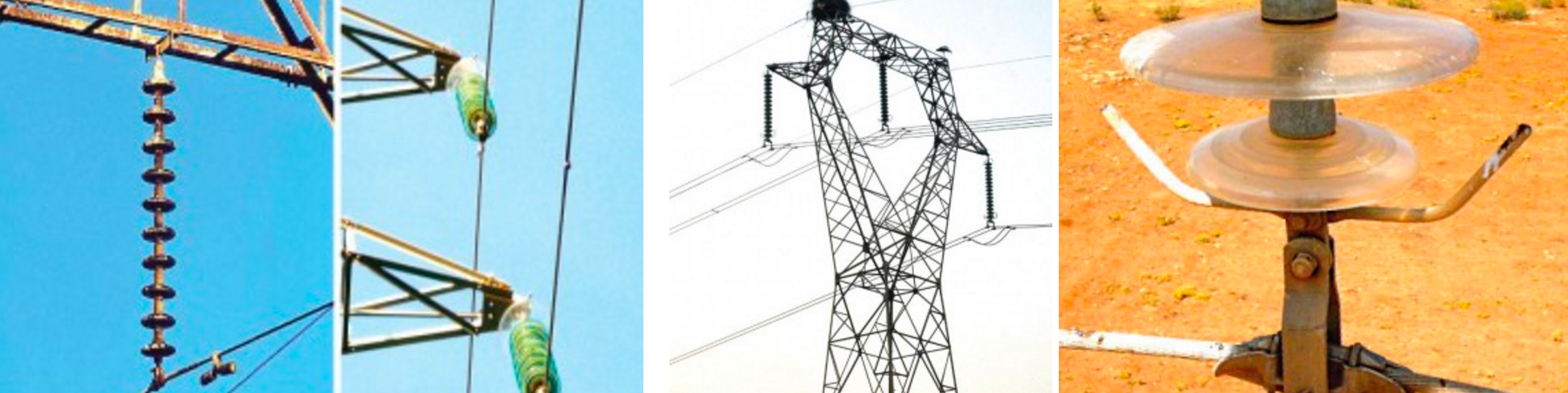 Storks regularly nest on towers during their seasonal migration and their conductive streamers (conductivity > 25 ms/cm) accumulate on insulator strings, reducing their effectiveness. Umbrella type aerodynamic discs used to protect strings from such problems. pollution Algerian HV Grid Operator Combats Harsh Pollution Screen Shot 2016 08 12 at 10