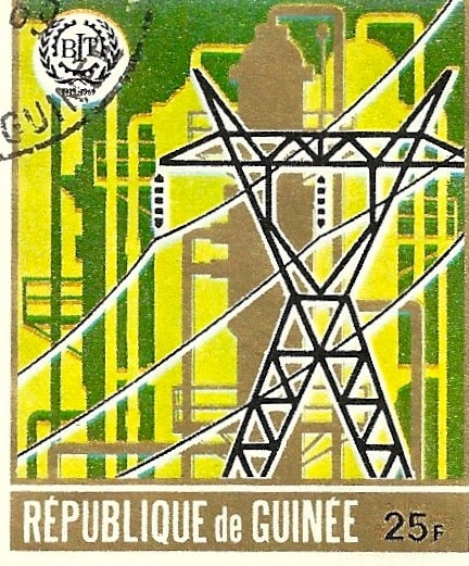 What Happened to Our Love Affair with Power Lines? [object object] What Happened to Our Love Affair with Power Lines? Stamp 1
