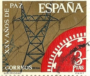 What Happened to Our Love Affair with Power Lines? [object object] What Happened to Our Love Affair with Power Lines? Stamp 2