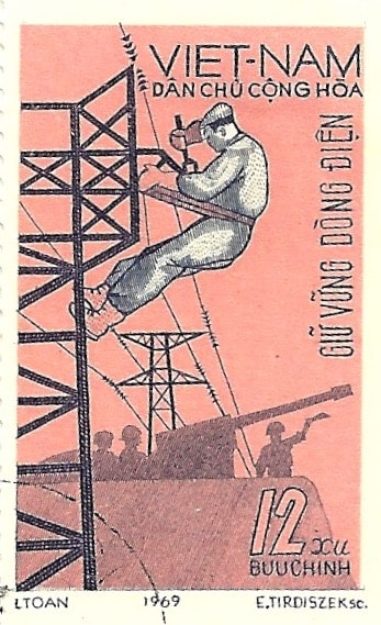 What Happened to Our Love Affair with Power Lines? [object object] What Happened to Our Love Affair with Power Lines? Stamp 6