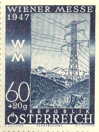 What Happened to Our Love Affair with Power Lines? [object object] What Happened to Our Love Affair with Power Lines? Stamp 9