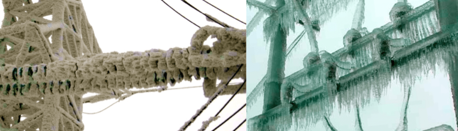 Ice storm across southern China in 2008 triggered massive outages.  insulator Selection of Insulators with Respect to Icing Screen Shot 2016 10 28 at 13
