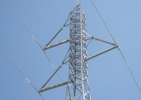 composite insulator Line Uprating with Composite Insulators Photo for Topic 4 Dec 18 2