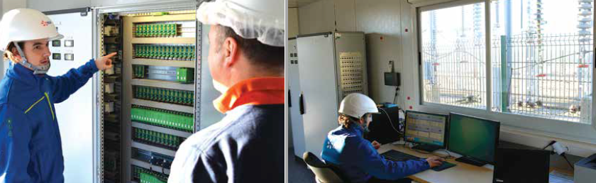 Special software allows data acquisition system in Martigues to measure leakage current and count pulses above set trigger level. [object object] Mediterranean Test Station Provides Challenging Environment for Electrical Insulation Special software allows data acquisition system in Martigues to measure leakage current and count pulses above set trigger level