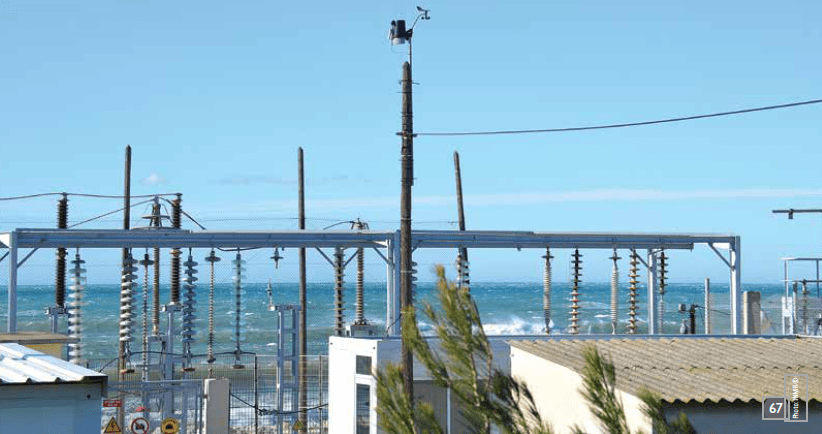 Weather station allows meteorological parameters to be recorded and correlated against findings. [object object] Mediterranean Test Station Provides Challenging Environment for Electrical Insulation Weather station allows meteorological parameters to be recorded and correlated against findings