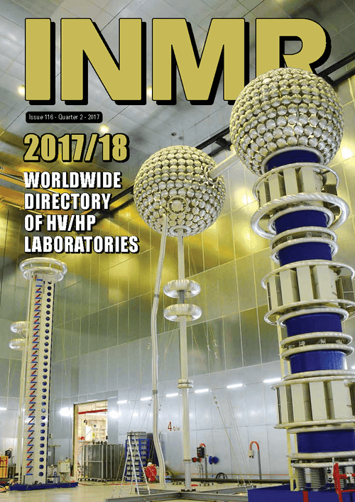 INMR Issue 116 Cover publication,subscribe,magazine,issue The Publication Q2 2017 Issue of INMR Cover Page