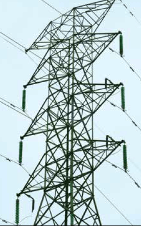 Typical EGLA installation on 132 kV KKRI-GMSG line. egla Selective Application of EGLAs on Transmission Lines in Malaysia Typical EGLA installation