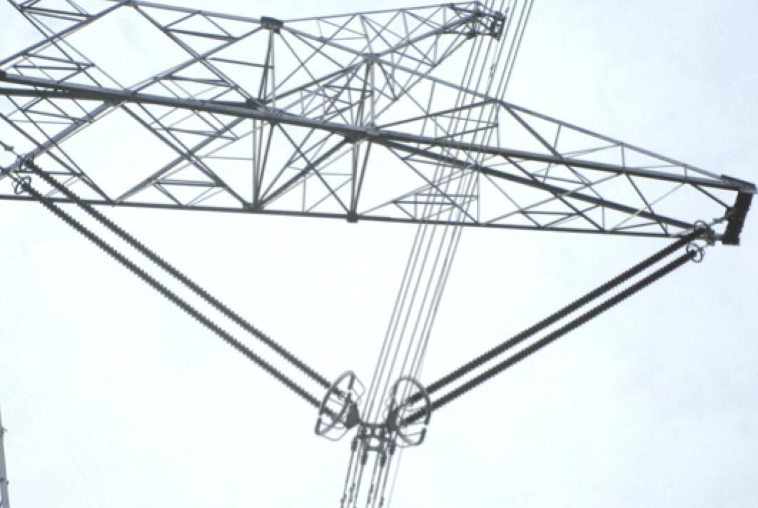 dc line Shielding Electrodes for AC & DC Line Insulators Drawing of composite insulators
