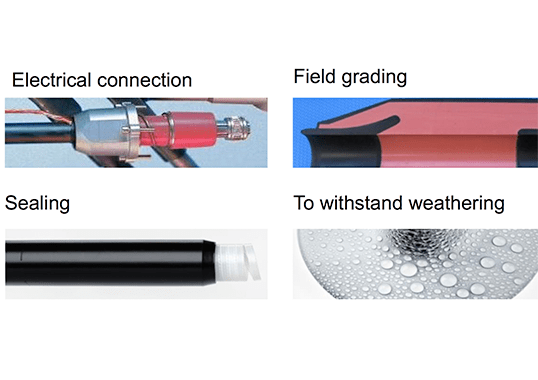 cable accessories Silicones & Cable Accessories cable accesories