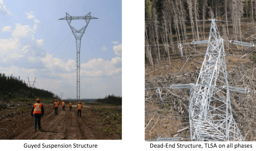 tlsa Achieving Long Service Life from Transmission Line Arresters transmission tower