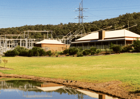 substation Australian Substation Focused on Environmentally-Sensitive Design Photo for Topic 3 Feb 19