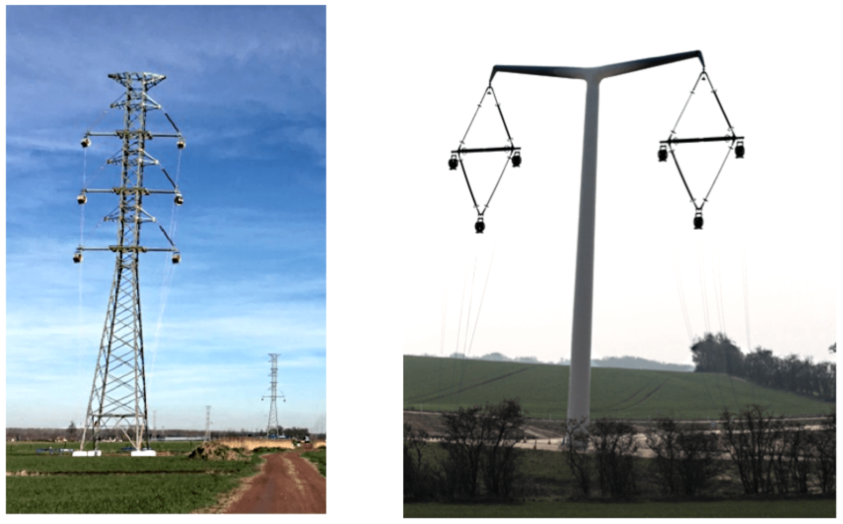 [object object] Verifying Corona, Pollution & Icing Performance of Insulation Structures Examples of modern 400 kV AC towers