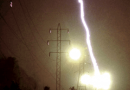 power line Hazards of Lightning on Power Lines Hazards of Lightning on Power Lines 130x90