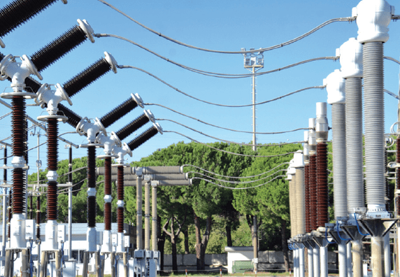 substation insulator Achieving Confidence  in Line & Substation Insulators Terna policy now mandates composite hollow core insulators